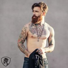 Kinky-Beards - The Kinkyest choice of Bearded men