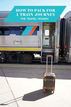 Traveling cross-country by train is an adventure that requires strategic packing. Amtrak allows you to Packing Tips For Travel, New Travel, Travel Style, Travel Guides, Travel Hacks, Travel Deals, Travel Essentials, Budget Travel, Travel Usa