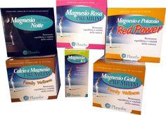 Magnesio: I Magnifici Sette