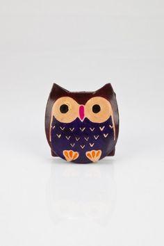 Owl change purse...