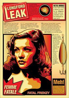 Fake News, Comic Books, Comics, Digital, Movie Posters, Film Poster, Cartoons, Cartoons, Comic