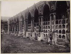 Antiguo Cementerio de San Martín, Ildefonso y San Marcos (1864 - 1884) Hoy, Estadio Vallermoso