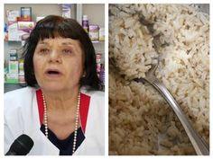 Dieta cu boabe de orez nefiert - recomandată de dr. Virginia Faur, pentru detoxifiere și slăbire Natural Treatments, Natural Remedies, Kuroko, Metabolism, Virginia, Health Fitness, Hair Beauty, Ethnic Recipes, Food
