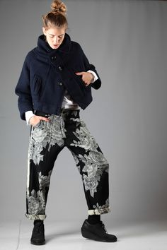 Y's Yohji Yamamoto outfit A/W 2014-15