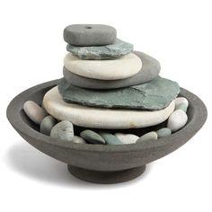 Fontaine Quinconce - Pour profiter du son apaisant du doux ruissellement de l'eau - 99,50 €