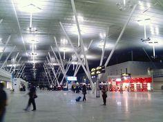 Aeropuerto de Santiago de Compostela (SCQ) en Santiago de Compostela, Galicia