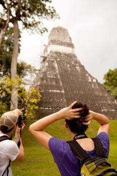 There's nothing like a trip to Tikal! http://www.kaanabelize.com/blog/index.php/2014/08/07/what-makes-a-kaana-tour-so-special-everything/ #adventure #wanderlust