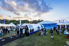 Tubbo got off to a flying start this summer when it was transformed into the body a plane for British Airways' hospitality exhibition at Taste of London 2013.  #TubboDesign #Exhibitions