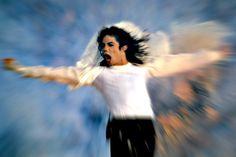 Imagen de Michael Jackson - Michael Jackson Que se Realiza Durante el Espectáculo de medio tiempo en el Super Bowl XXVII (31 de enero de 1993) ...