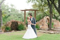 In front of the bell tower at Kindred Oaks // Eureka Photography