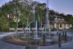 Coligny Park on Hilton Head Island is a perfect place to relax on the beach, discover new restaurants and browse the shops on the boardwalk