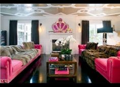 Designer Christian Audigier, who designs the Ed Hardy brand, is putting up his Hanock Park home in Los Angeles for sale at $8.263 million.