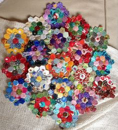 Miniature hexagons | Flickr - Photo Sharing!