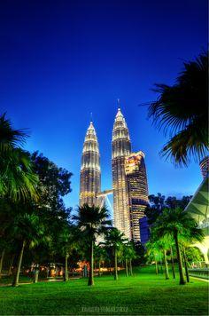 Kuala Lumpur City Centre, Kuala Lumpur, Malaysia