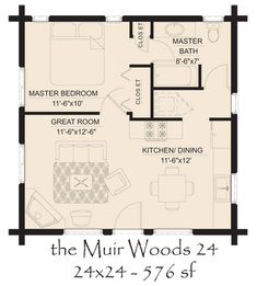 Terrific 20X20 Apt Floor Plan Floor 20Plan 20X Tiny House Largest Home Design Picture Inspirations Pitcheantrous
