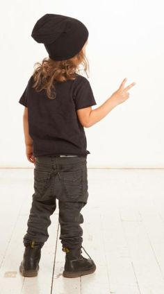 Im growing my sons hair out and buying him doc martens so he can be hesh and freshh to death... THRASHER