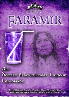 Faramir Cocktail