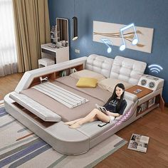 Modern Furniture: What to look for and how to buy – My Life Spot Cool Furniture, Bedroom Furniture, Modern Furniture, Furniture Design, Home Bedroom, Girls Bedroom, Bedroom Decor, Woodsy Bedroom, Fall Bedroom