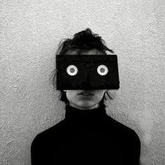 Charly Garcia - Ojos de video Tape