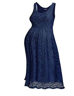 HOTOUCH Maternity Comfortable Sleeveless Party Midi Lace ... https://www.amazon.com/dp/B01JNXIXDA/ref=cm_sw_r_pi_dp_x_Z--ayb9SFEQKG