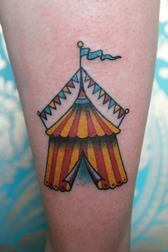 circus tent tattoos - Google Search