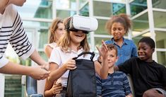 Esto es lo que sucede en el cerebro de los niños cuando ven realidad virtual | Upsocl