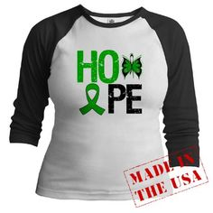 HOPE Organ Transplant Shirt. April 22nd-28th – National Organ and Tissue Donor Awareness Week. Go to http://healthaware.org/category/4-april/ for link to more information.