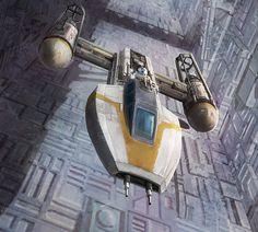 Y Wing Starfighter