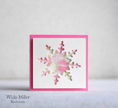 Snowflake by wee-dah (wida), via Flickr
