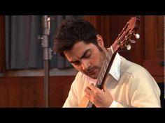 milos karadaglic playing Isaac Albeniz- Asturias