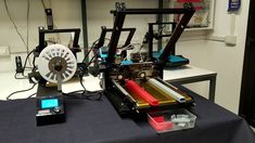 Robot Factory, Tube Youtube, 3d Printing, Home Appliances, Steel, Prints, Impression 3d, House Appliances, Appliances