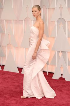 Prepare to Be Dazzled by This Year's Oscars Red Carpet!: Hollywood's biggest night went down in LA on Sunday and we tracked all of the A-listers that popped up on the Oscars red carpet.