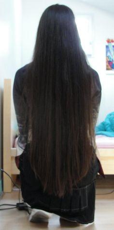 Dégradé sur cheveux très longs - Coiffure et coloration - FORUM Beauté