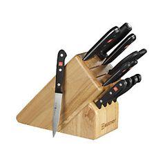 every kitchen need new knives! (Wüsthof ® Gourmet 12-Piece Knife Set)