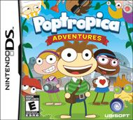Poptropica, the most popular virtual world for kids is coming to the Nintendo DS! In Poptropica Adventures, the Poptropica museum is in ruins and needs your help! Explore three amazing Islands and find missing artifacts to help restore the museum to its former glory. Meet interesting characters, collect artifacts, solve puzzles, and play mini-games in the ultimate on-the-go Poptropica experience! Looking to stand out in a crowd? Customize the look of your avatar with new clothes, hats, hair…