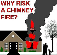 Chimney Fire Safety Week—September 4–10, 2017. As the weather gets cooler in our part of the world, we often turn to the warmth and comfort of a fireplace or wood burning stove. As with any fire-related items, they need to be properly maintained.  Learn the facts about chimney fires at the Chimney Safety Institute of America: http://www.csia.org/chimneyfires.html.