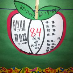 Place value apples! Base ten, written form, expanded form, standard form, or tally marks.
