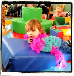 Little ones love the soft play at our Over The Rainbow 1st Birthday Celebrations with The Party Squad :)   http://www.facebook.com/ThePartySquadUK/ http://www.thepartysquad.co.uk/