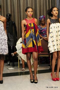 Belle in the Haven Event ~African fashion, Ankara, kitenge, African women dresses, African prints, African men's fashion, Nigerian style, Ghanaian fashion ~DKK