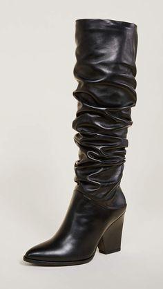 3a3ee59c366 Stuart Weitzman Smashing Knee High Boots - Soft leather Stuart Weitzman  knee-high boots featuring