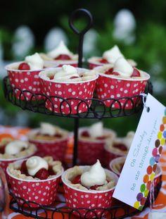 Super Cute party ideas!
