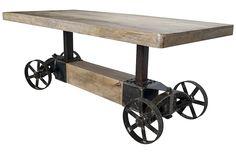 Table industrielle Catania