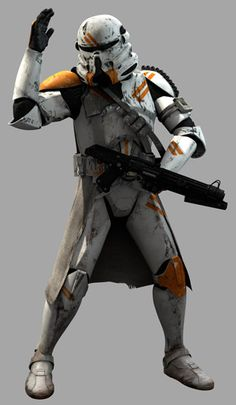 Clone Trooper 2nd Airborne Co