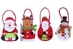 Decorative Christmas Bags - Holiday Fun Xmas Decor Decorations Bag Stockings Santa, Snowman, Reindeer - 4 Piece Set Juvale http://www.amazon.com/dp/B011KUK8GO/ref=cm_sw_r_pi_dp_spxswb0Q0BSYS