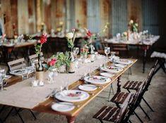 Ashleigh & Nick's Country Marsala Inspired Wedding