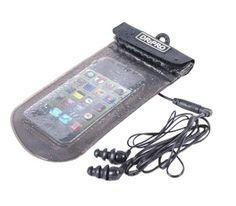 Pochette étanche DRIPRO-I PHONE D1 avec écouteurs étanche
