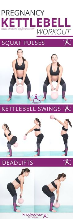 Here are a few great pregnancy exercises to do during the first and second trimester of your pregnancy. It is very important to strengthen your hips, lower back, hamstrings, and glutes, which will make the delivery process much easier and less painful. Delivering a baby is a marathon... you wouldn't run one without properly training, would you? Check out our full exercise package by clicking the image. Your future self and your baby will thank you!