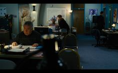 HP Monitor And Apple Macbook Pro 15 - Our Brand Is Crisis (2015) Movie Scene