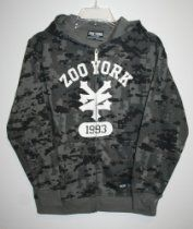 Zoo York Boys Street Camo Hoodie (Size 8-18)