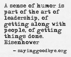 #Leadership #Humour